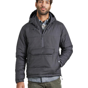 United By Blue Bison Popover Anorak Herre mountain ash